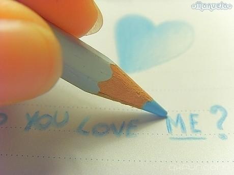 爱是一瞬间的事