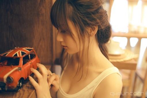 小清新女生