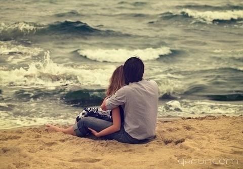 情侣,携手一生一世,永不分离