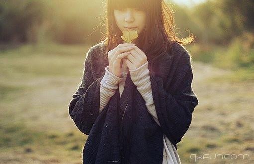 我已经可以勇敢的面对过去-清新范(Qxfun.com)