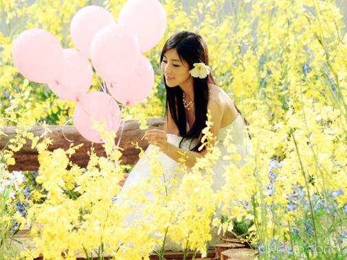 有关爱情的句子,有人爱有所期待。- 清新范(Qxfun.com)