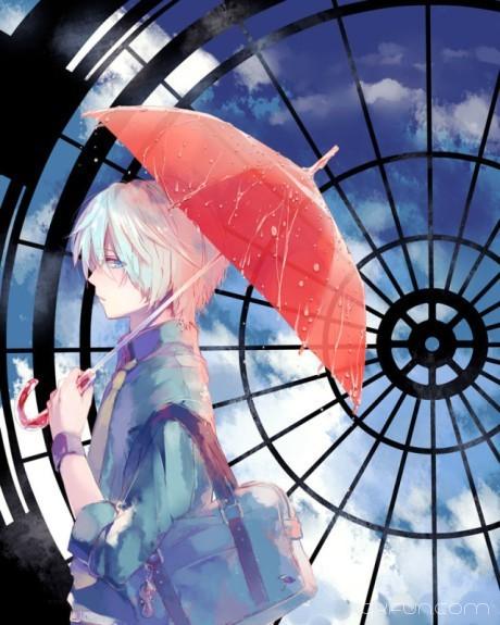 你那里下雨了吗?-清新范(Qxfun.com)