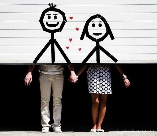 有一天,我们可不可以如此幸福? - 清新范(Qxfun.com)