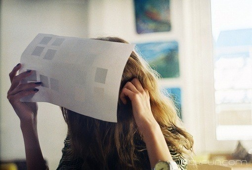 你最孤独的时刻是什么?看着看着就哭了T^T - 清新范(Qxfun.com)