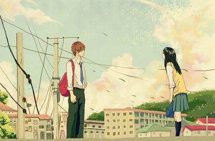 后来,你总是爱上一个和他很像的人。