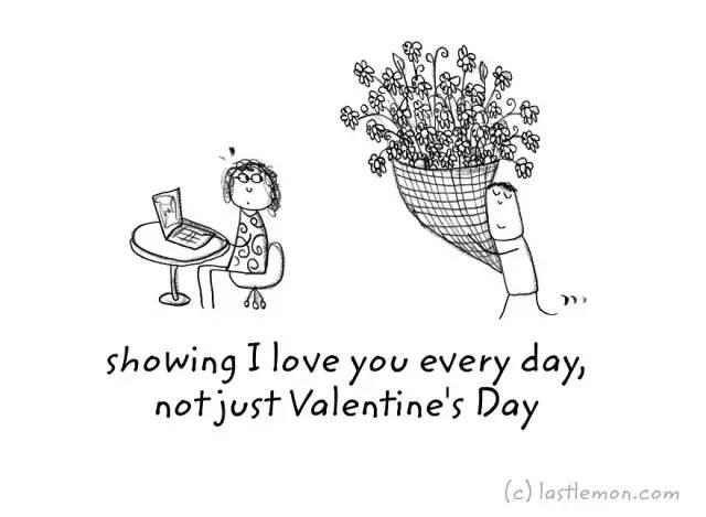 我爱你的10种方式