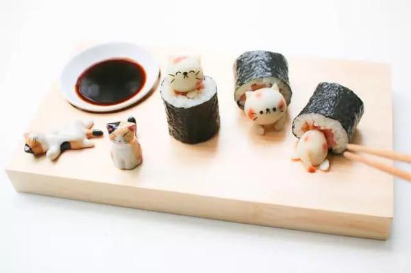 世上最温暖的,是妈妈做的饭之喵之寿司