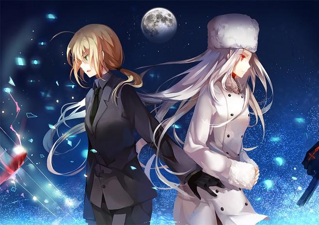 [动画神作][Fate Zero.圣杯战争.附总篇集1-2&特典][全1-25话]720P+1080P下载