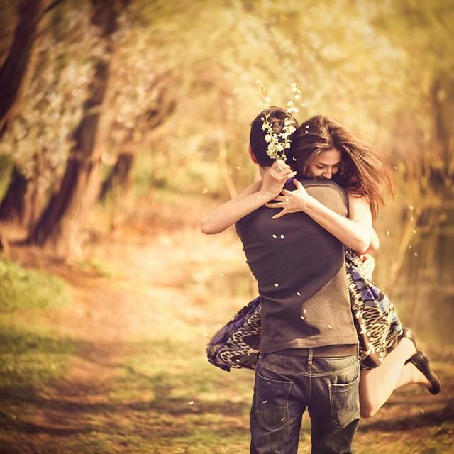 我总是在担心会失去谁,有时我在想,会不会有那么一个人在担心失去我呢?