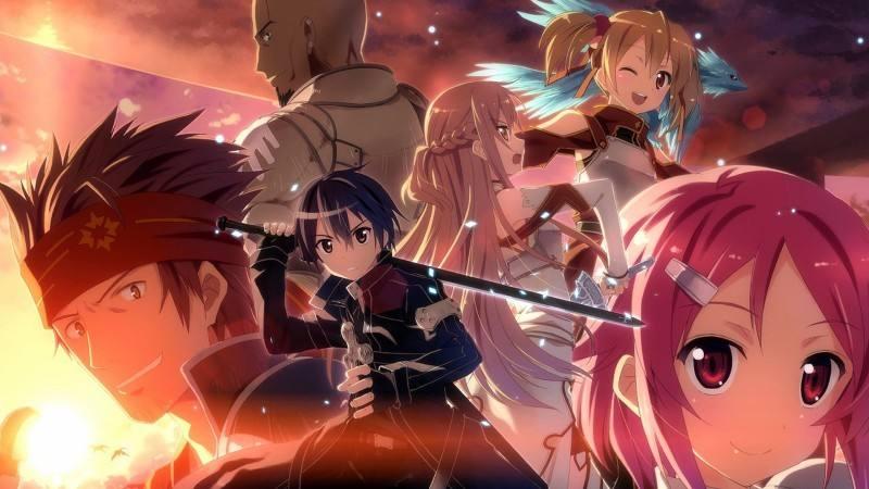 [动画][刀剑神域.Sword Art Online][第1季.全25话+第2季幽灵子弹.全24话+第三季Alicization篇+剧场版+外传]720P+1080P+2160P下载