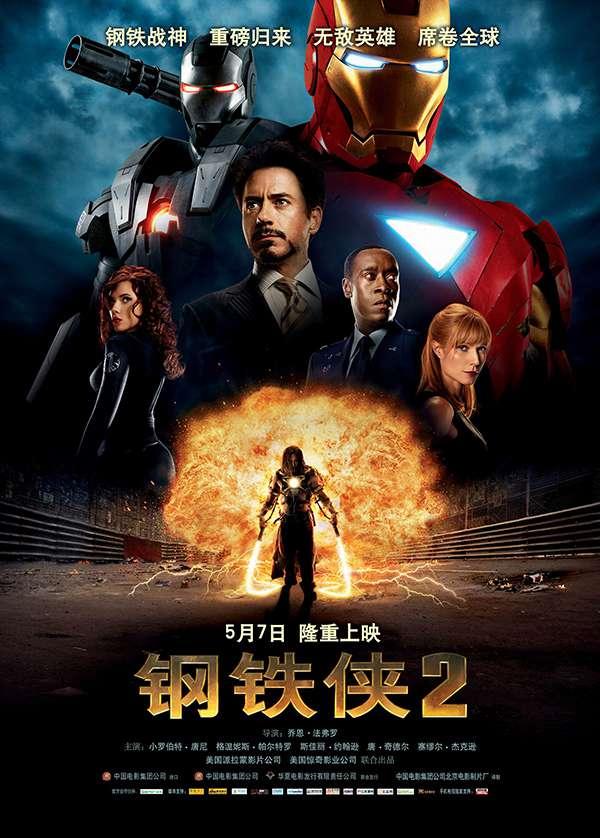 [钢铁侠2.Iron Man 2][蓝光原盘1080P+2160P.4K]