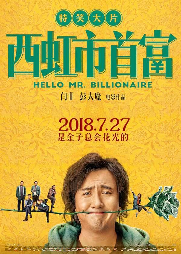 [西虹市首富.Hello Mr Billionaire]1080P+2160P.4K下载