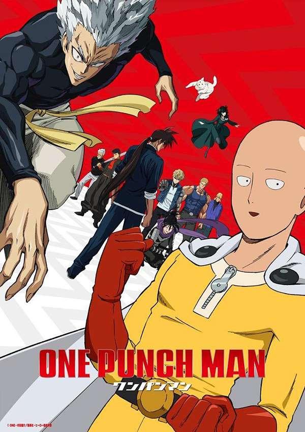 一拳超人 第二季 ワンパンマン 2期 (2019)