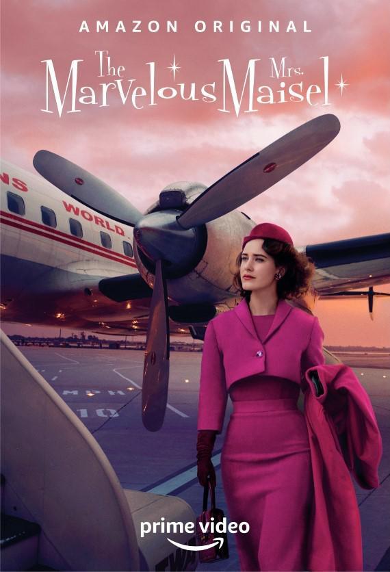 了不起的麦瑟尔夫人 第三季 The Marvelous Mrs. Maisel Season 3 (2019) [中英双语字幕][720P+1080P+2160P]