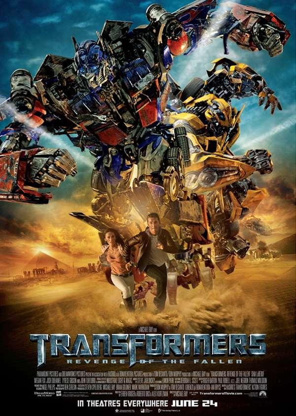 变形金刚2 Transformers: Revenge of the Fallen (2009)[720P+1080P+2160P]