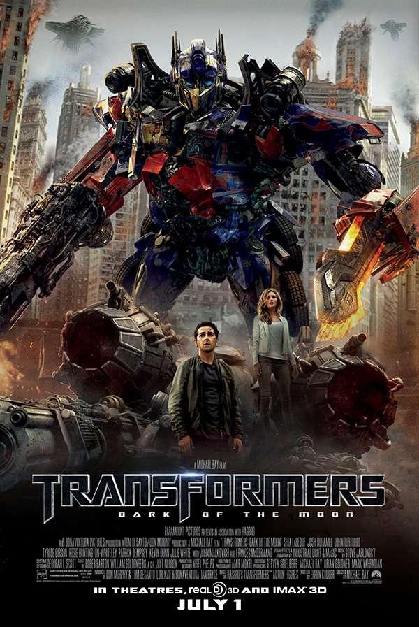 变形金刚3 Transformers: Dark of the Moon (2011)[720P+1080P+2160P]