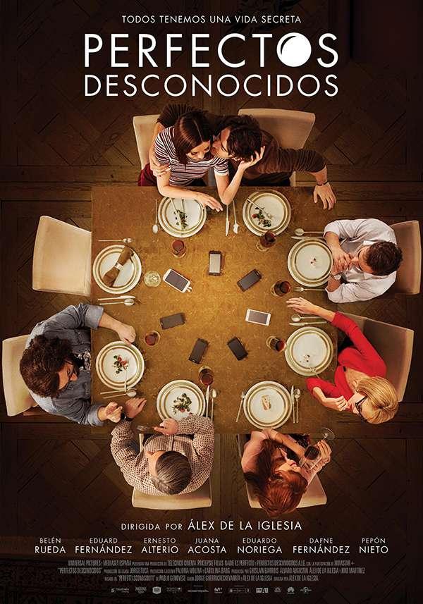 完美陌生人(西班牙版) Perfectos desconocidos (2017)