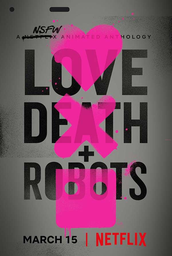 [今日推荐][动画神作][爱,死亡和机器人.Love, Death&Robots][全1-18集][英语.中英字幕]720P+1080P下载
