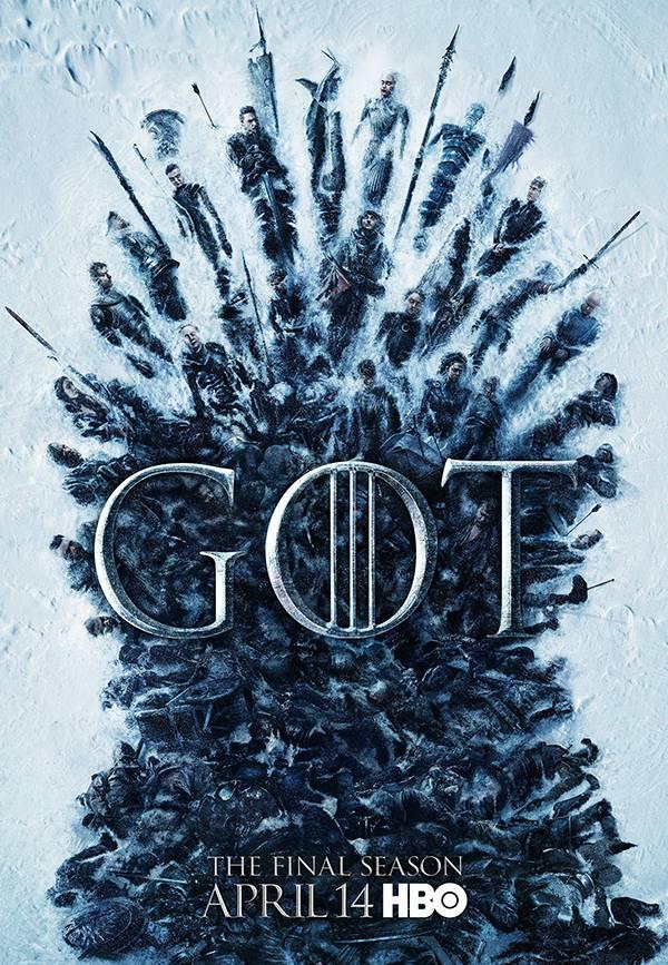 冰与火之歌 权力的游戏 第八季 Game of Thrones Season 8 (2019)[无删减原版]