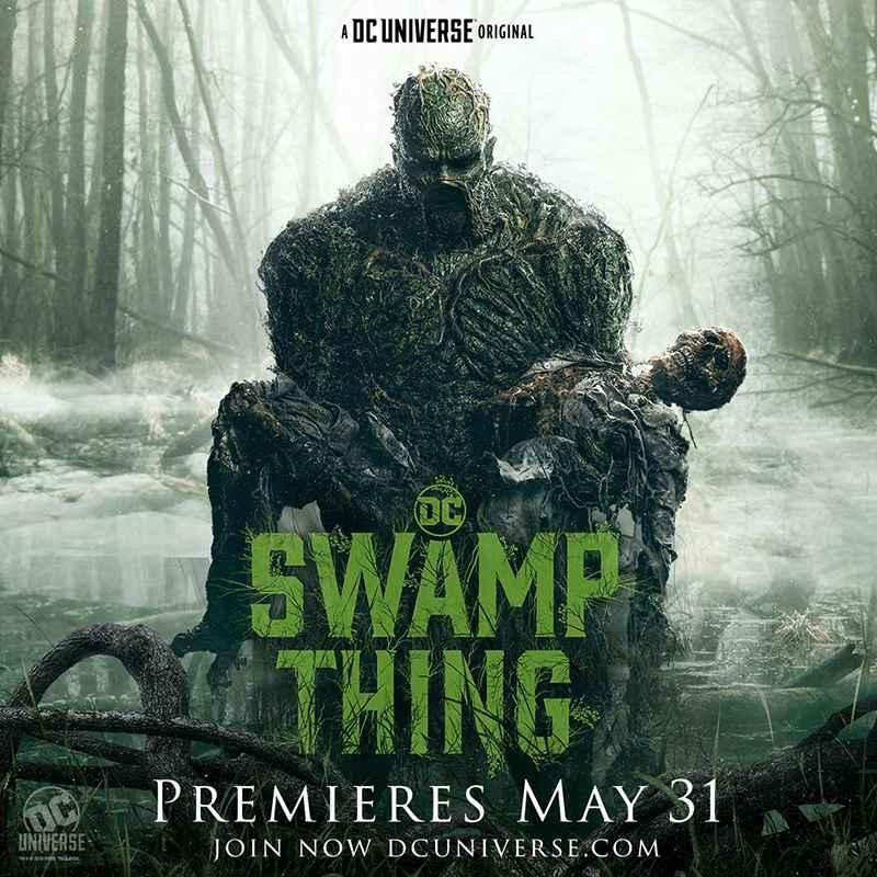 [美剧][沼泽怪物 第一季.Swamp Thing Season 1][2019][中英双语字幕][全1-10集]720P+1080P下载