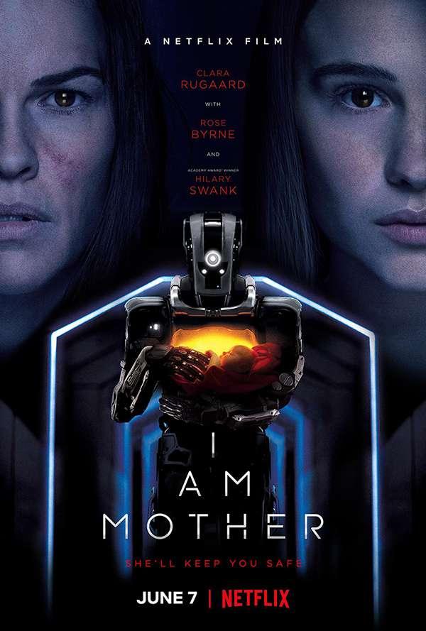 [今日推荐][吾乃母亲.机械母亲.人造母者.AI终结战.I Am Mother][2019][英语音轨.中英双语字幕]720P+1080P下载