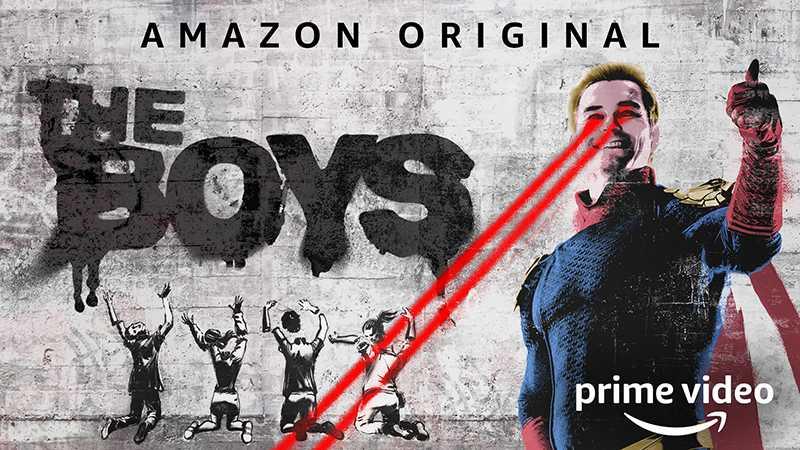 [美剧][黑袍纠察队.The Boys][2019-2020][第一季.全1-8集&第二季.全1-8集][英语音轨.中英双语字幕]720P+1080P+百度云下载