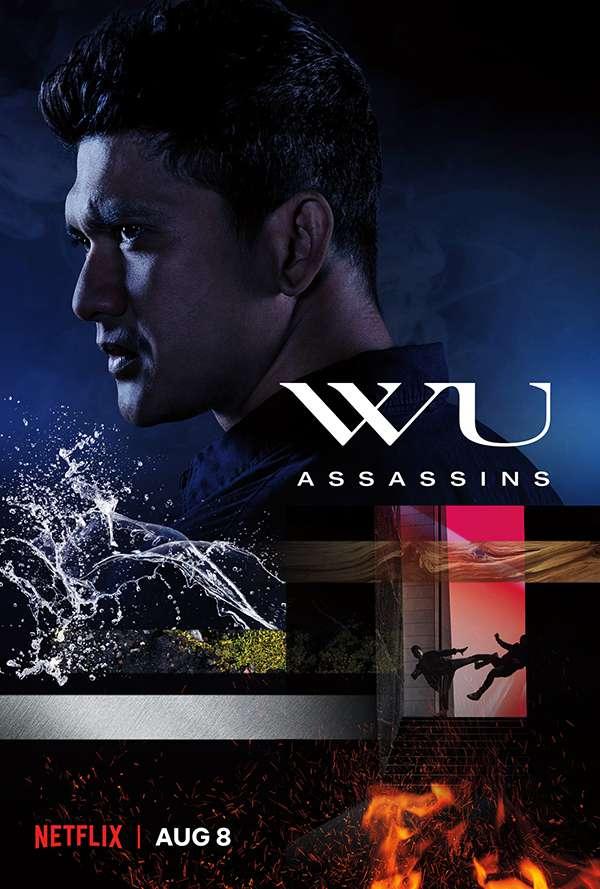 [美剧][五行刺客.吴门刺客.吴氏刺客.Wu Assassins][2019][全1-10集][英语音轨.中英双语字幕]720P+1080P下载