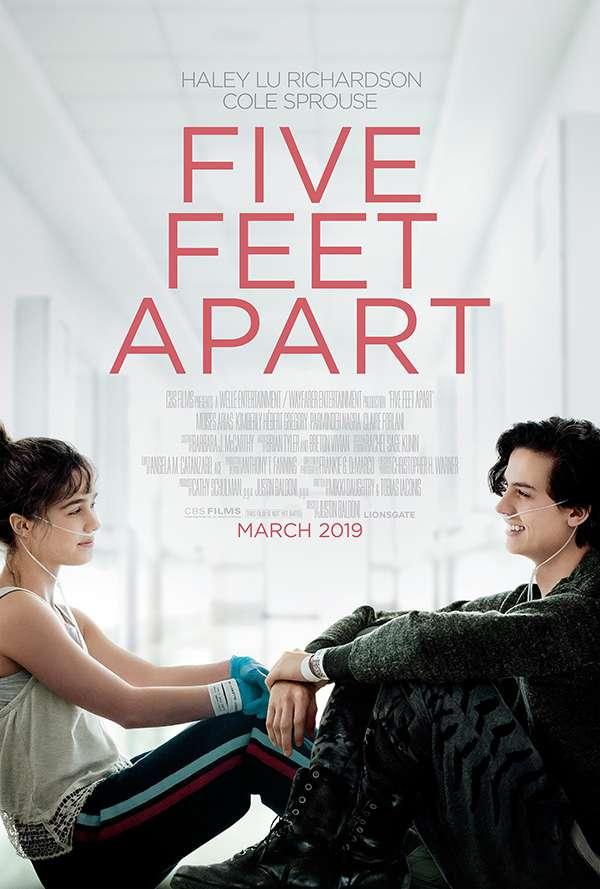 [今日推荐][催泪浪漫爱情电影][五尺天涯.爱上触不到的你.Five Feet Apart][2019][英语音轨.中英双语字幕]720P+1080P百度云下载