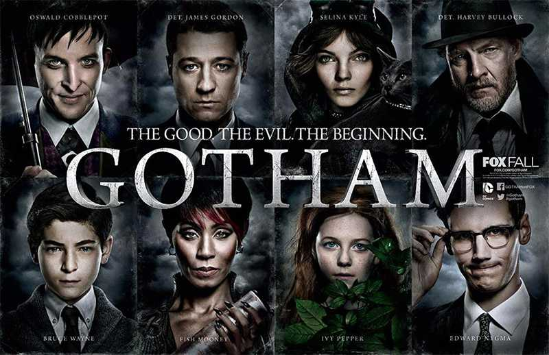哥谭 第一季 Gotham Season 1 (2014) 全1-22集 [720P+1080P]