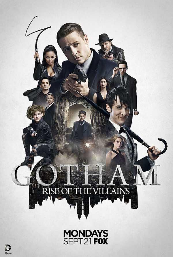 哥谭 第二季 Gotham Season 2 (2015) 全1-22集 [720P+1080P]