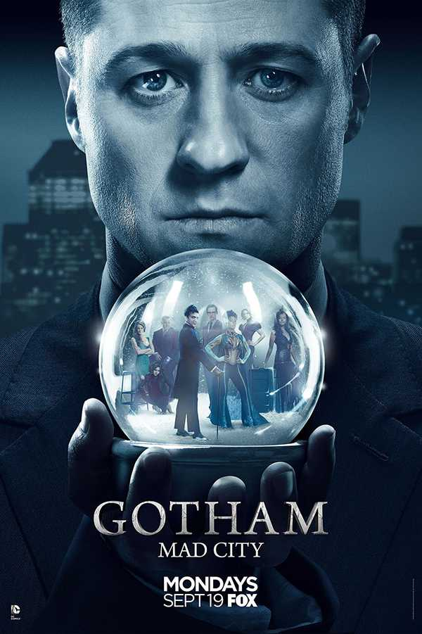 哥谭 第三季 Gotham Season 3 (2016) 全1-22集 [720P+1080P]