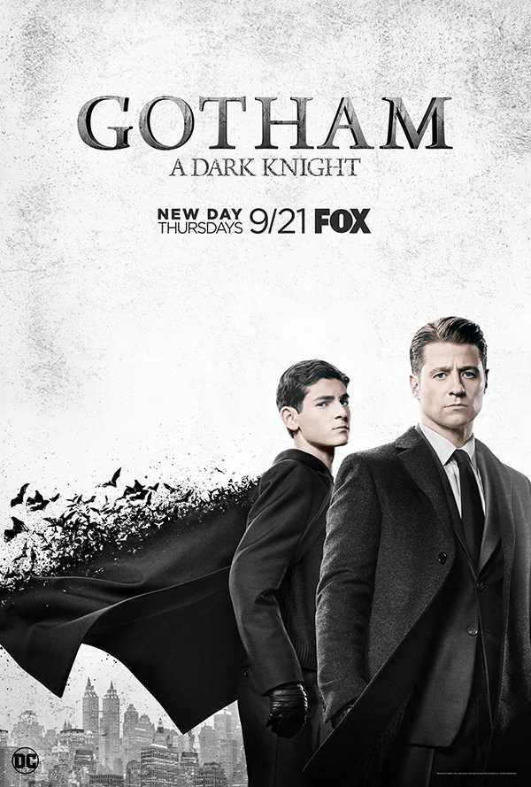 哥谭 第四季 Gotham Season 4 (2017) 全1-22集 [720P+1080P]