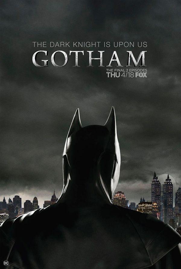 哥谭 第五季 Gotham Season 5 (2019) 全1-12集 [720P+1080P]