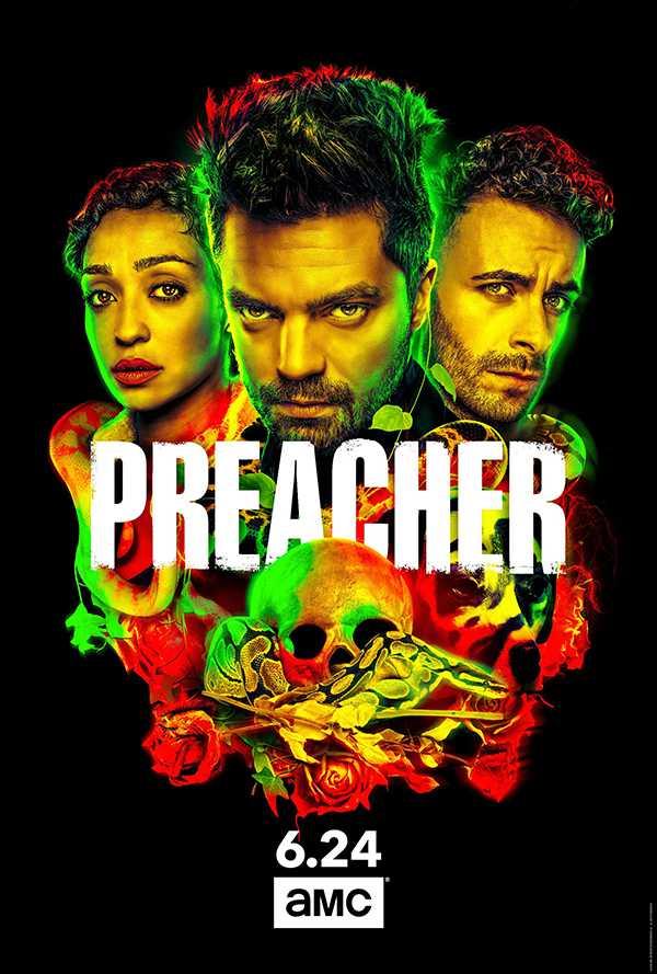 传教士 第三季 Preacher Season 3 (2018) [全1-10集][720P+1080P]