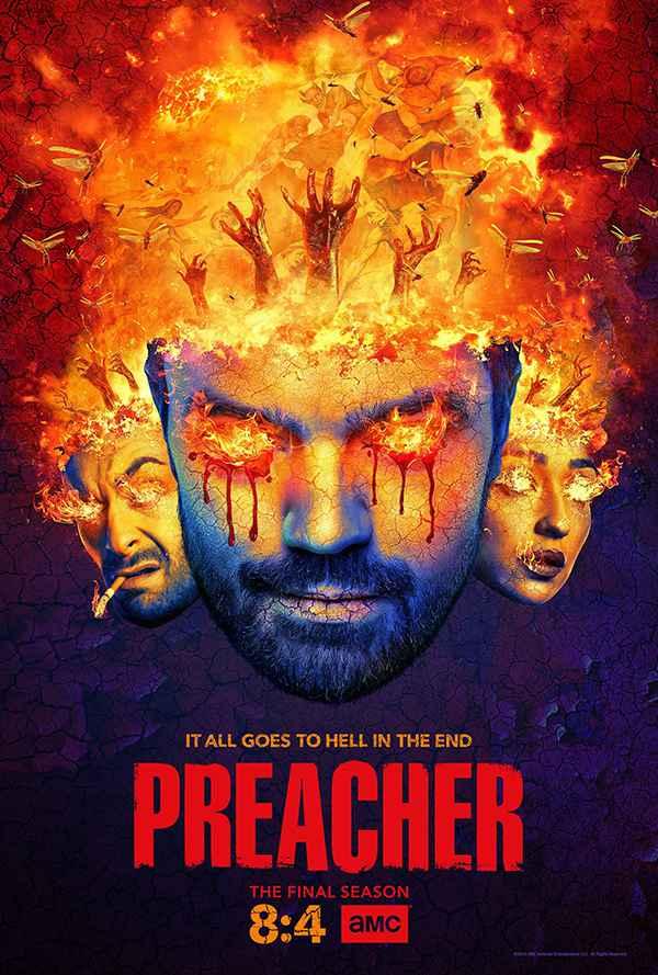 传教士 第四季 Preacher Season 4 (2019) [全1-10集][720P+1080P]
