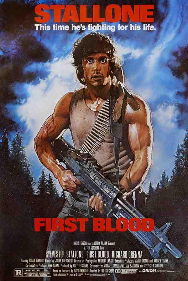 第一滴血 First Blood (1982) [720P+1080P+2160P(4K)]