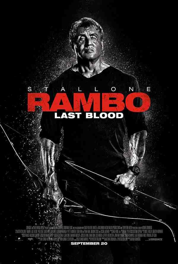 第一滴血5:最后的血 Rambo: Last Blood (2019) [720P+1080P+2160P(4K)]
