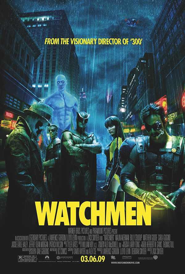 [今日推荐][DC漫画改编电影][守望者.保卫奇侠.守护者.Watchmen][2009][英语音轨.中英双语字幕]720P+1080P+2160P百度云下载