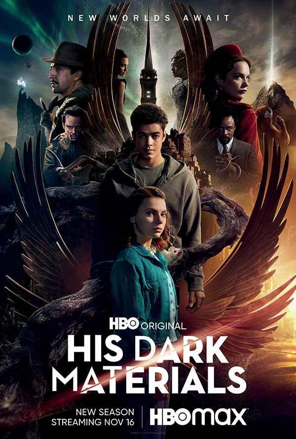 [高分英剧][黑暗物质三部曲.黄金罗盘.His Dark Materials][2020][第二季.全1-8集][英语音轨.中英双语字幕]720P+1080P百度云下载