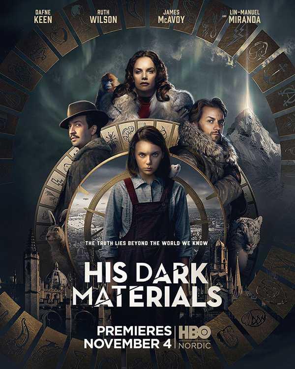 [英剧][黑暗物质三部曲.黄金罗盘.His Dark Materials][2019][第一季.全1-8集][英语音轨.中英双语字幕]720P+1080P百度云下载