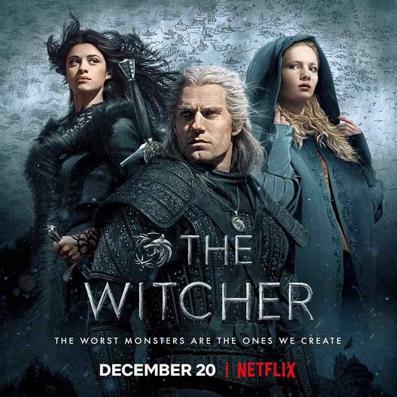 [特别推荐][Netflix奇幻美剧][猎魔人.猎魔士.巫师.The Witcher][2019][第一季.全1-8集][英语音轨.中英双语字幕]720P+1080P百度云下载