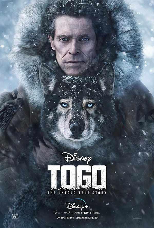 [特别推荐][迪士尼原创电影][多哥.Togo: The Untold True Story][2019][英语音轨.中英双语字幕]720P+1080P百度云下载