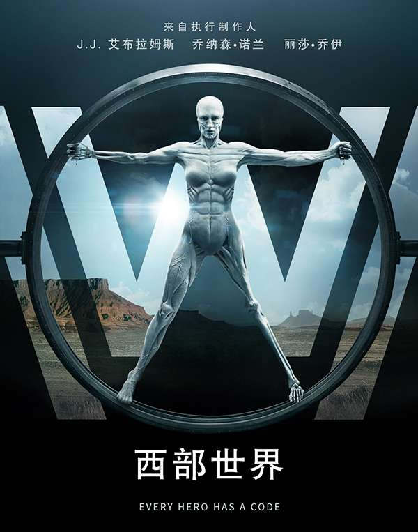 西部世界 第一季 Westworld Season 1 (2016) [720P+1080P+2160P]