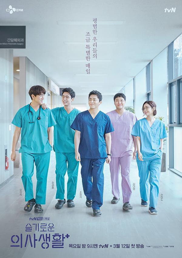 [韩剧][机智医生生活.슬기로운 의사생활.Hospital Playlist][2020][全1-12集][韩语中字]720P+1080P百度云下载