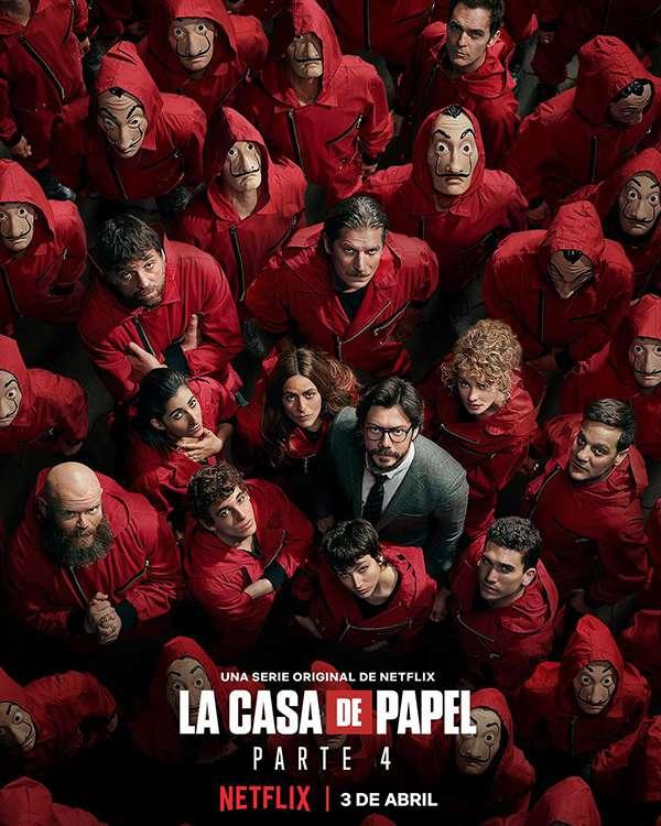 [Netflix剧集][纸钞屋.纸房子.La casa de papel.Money Heist][第4季][2020][全1-8集][720P+1080P]