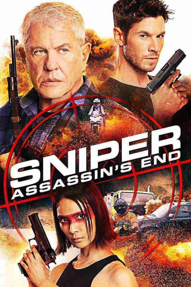 [今日推荐][美国电影][狙击精英:绝路反击 Sniper:Assassin's End][2020][英语中字][蓝光版]720P+1080P百度云下载