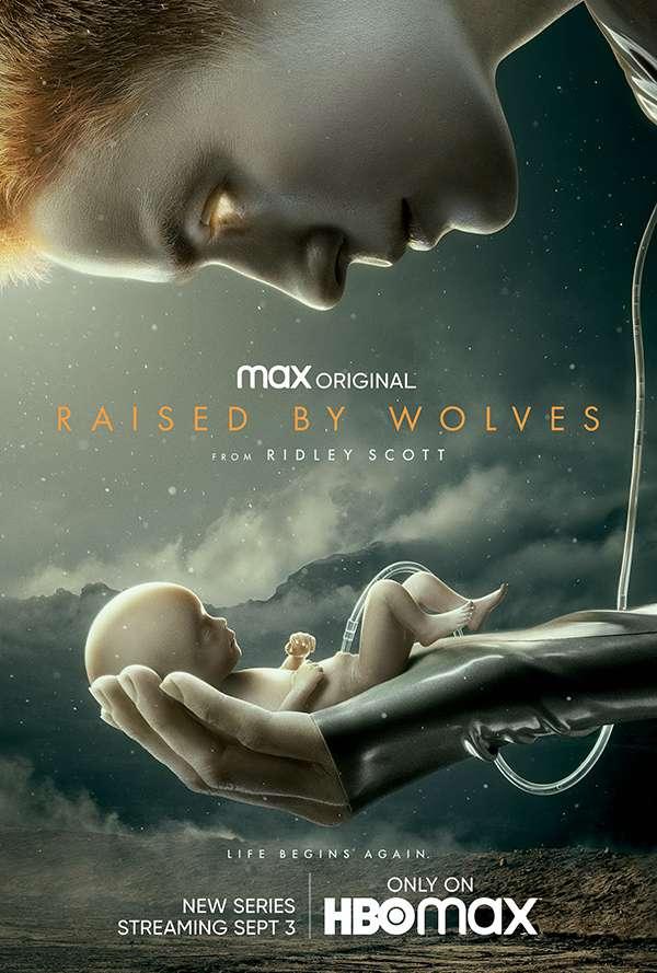 [HBO Max科幻美剧][异星灾变.Raised by Wolves][2020][全1-10集][英语音轨.中英双语字幕]720P+1080P百度云下线