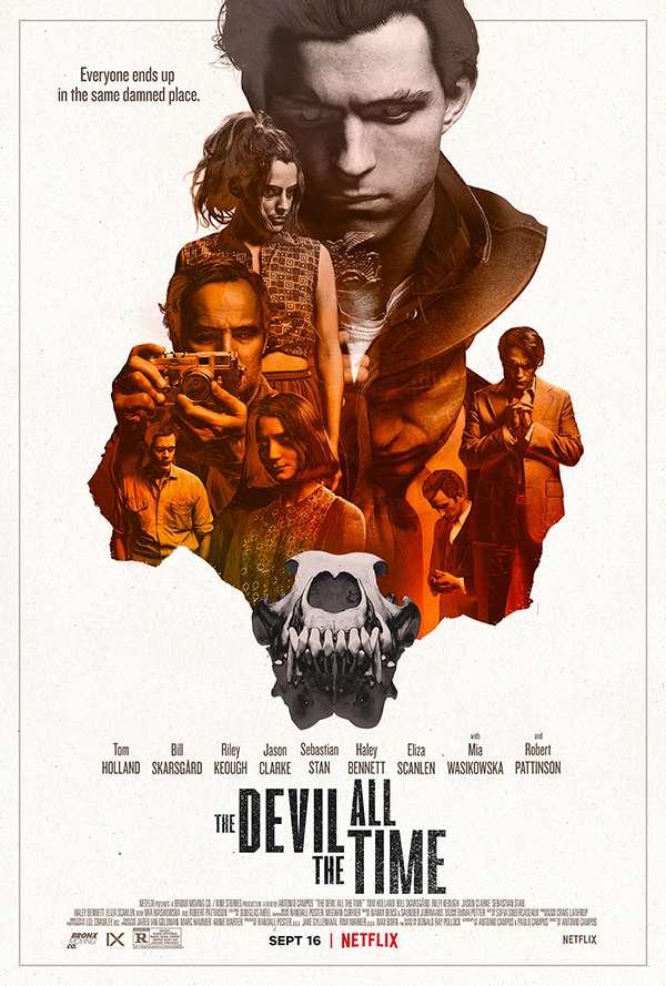 [惊悚电影][神弃之地.神棄之地.The Devil All the Time][2020][英语音轨.中英双语字幕]720P+1080P百度云下载