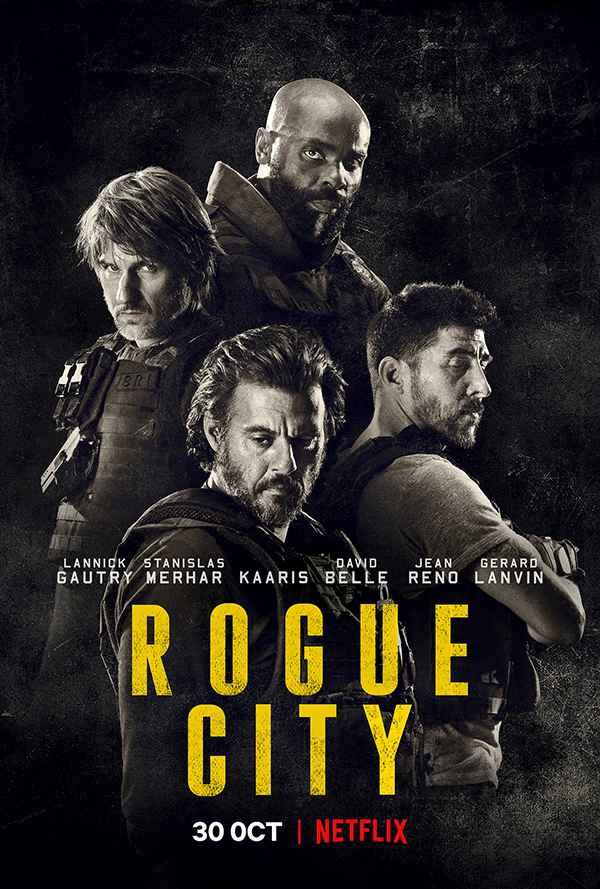 [法国电影][恶棍之城.惡棍之都.Bronx.Rogue City][2020][法语音轨.中文字幕]1080P百度云下载