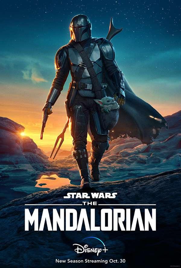 [迪士尼剧集][星球大战:曼达洛人.Star Wars: The Mandalorian][2020][第二季.全1-8集][英语音轨.中英双语字幕]720P+1080P+2160P百度云下载